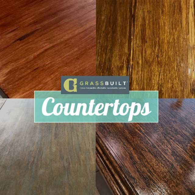 countertops grassbuilt bamboo Engineered wood