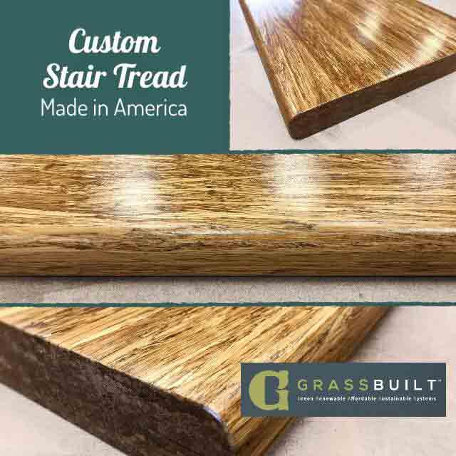 stairs grassbuilt bamboo