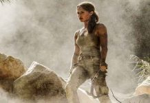warner bros launch lara croft TOMB RAIDER: ESCAPE room