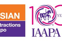 iaapa asian attractions expo 2018 hong kong logo