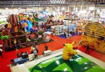 EAS 2018 trade show floor amsterdam