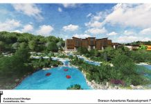 Branson Adventures, indoor water park and white water rafting.