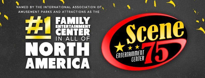 Scene75 IAAPA award logo