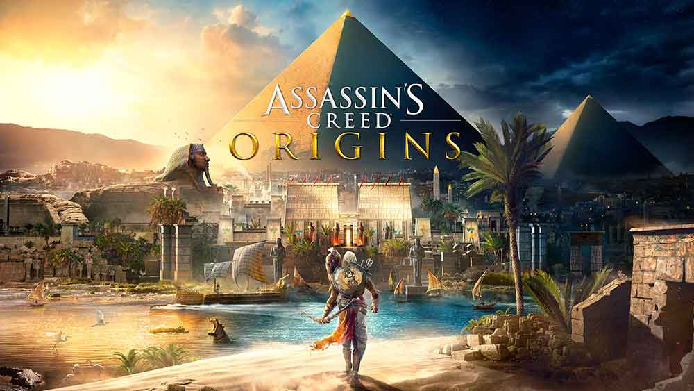 assassins creed origins video game ubisoft