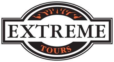 karmel shuttle extreme tours logo