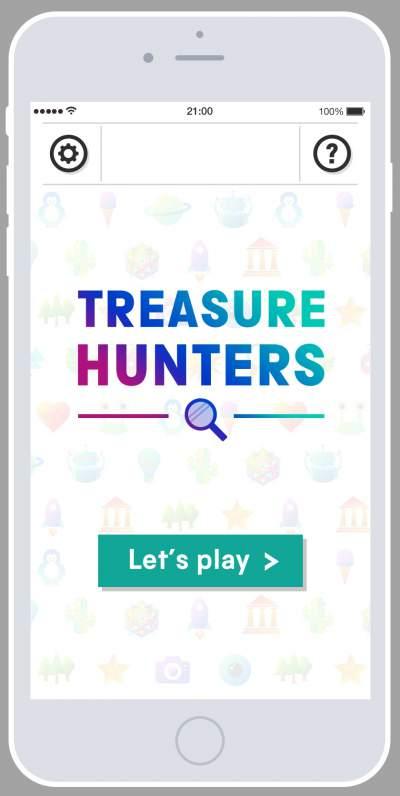treasure hunters mobile app for science museum by aardman