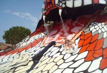 polin waterparks aqualand frejus king cobra waterslide