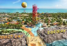 Massive water park for first Royal Caribbean private island destination
