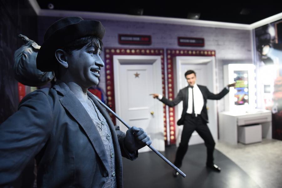 madame tussauds delhi merlin entertainments c