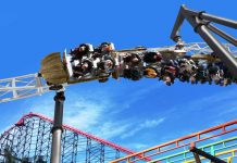 blackpool pleasure beach icon attraction uk tourism