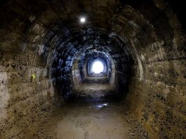 Underground tunnel. world war two. Malaysia. tunnels. attractions