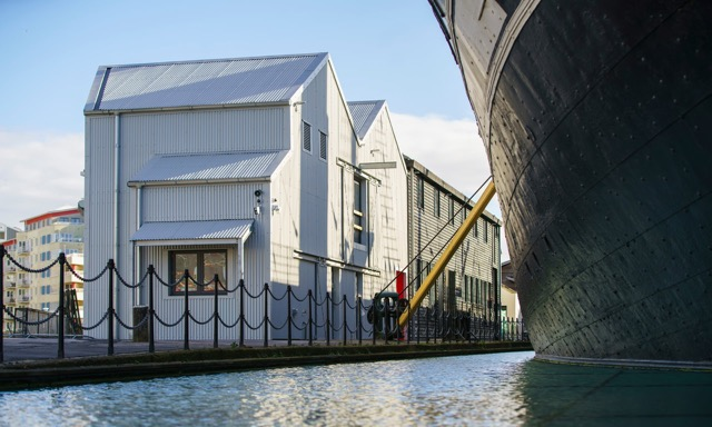 Being Brunel museum by the SS Great Britain in Bristol