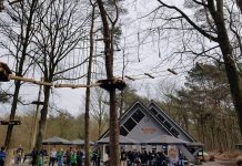 Klimrijk Brabant adventure attraction reopens