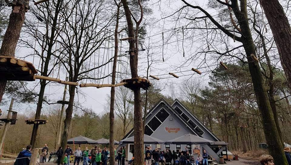 Klimrijk Brabant adventure attraction reopens