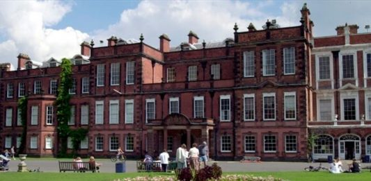 Croxteth Hall and Park, operated by Liverpool City Council.