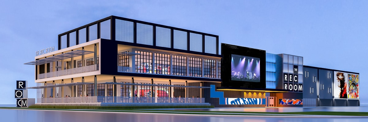 The Rec Room entertainment centre coming to Winnipeg | blooloop