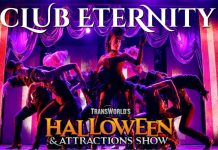 RWS produces multi-tiered Club Eternity horror event for Transworld haunt show