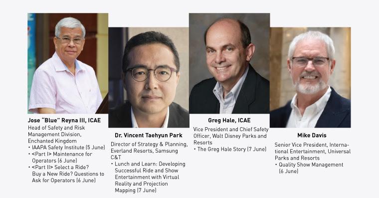 speakers at AAE 2018