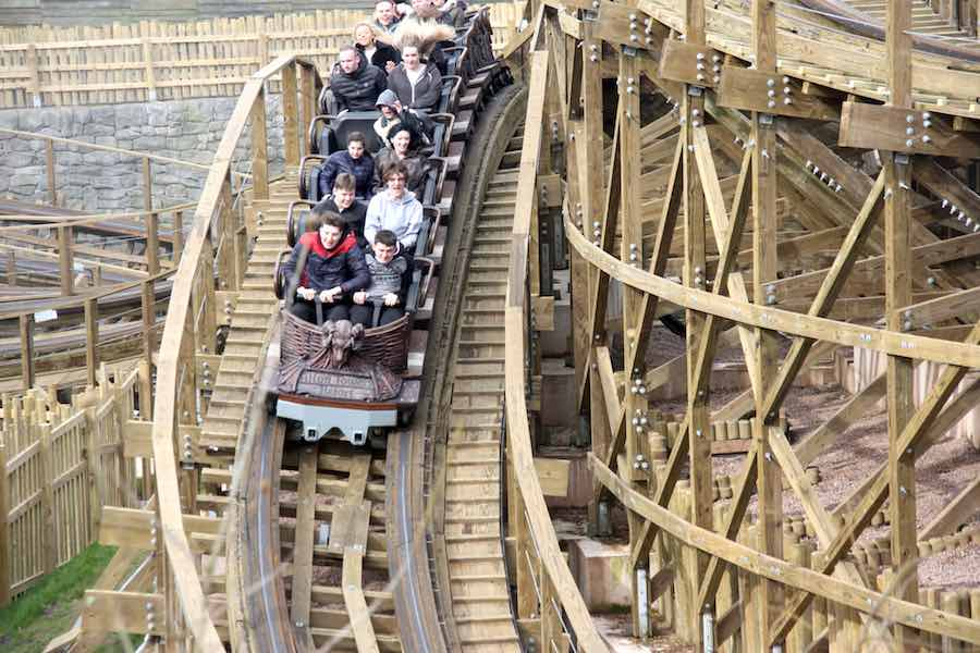wicker man alton towers resort daytime woodie t (1)