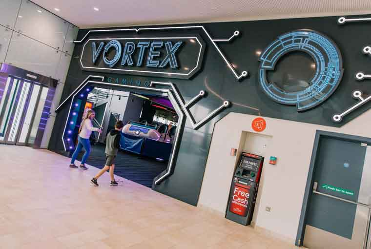 Immotion Group powers new VR centre Vortex Arena in Birmingham