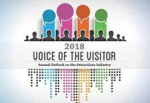 PGAV Destinations release Voice of the Visitor 2018 attractions industry forecast report