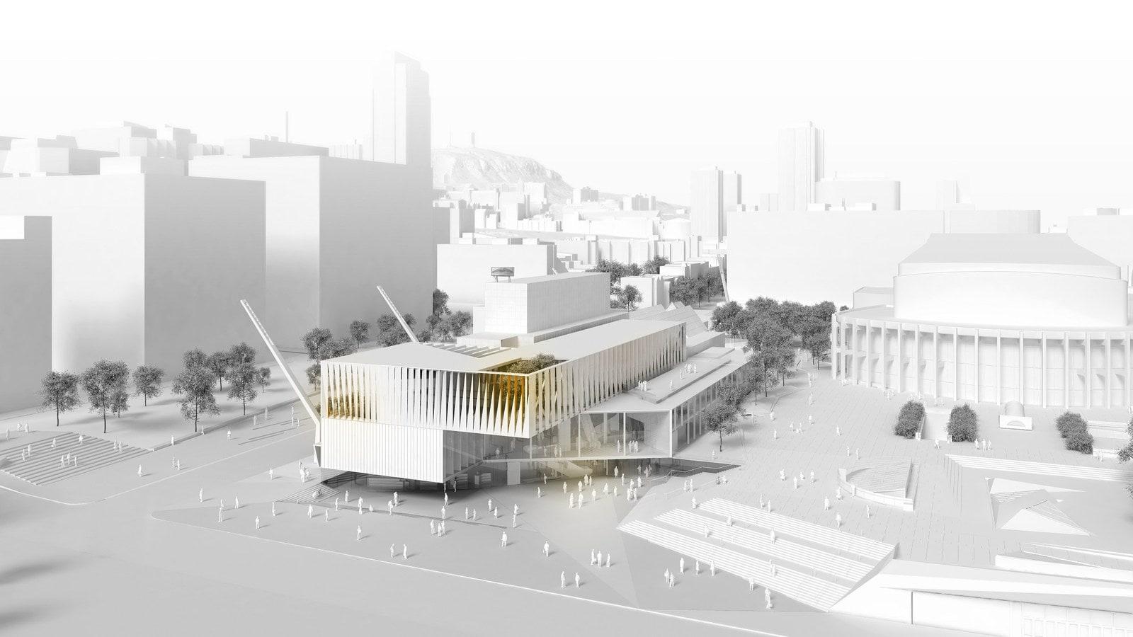 Musée d'art contemporain (MAC)