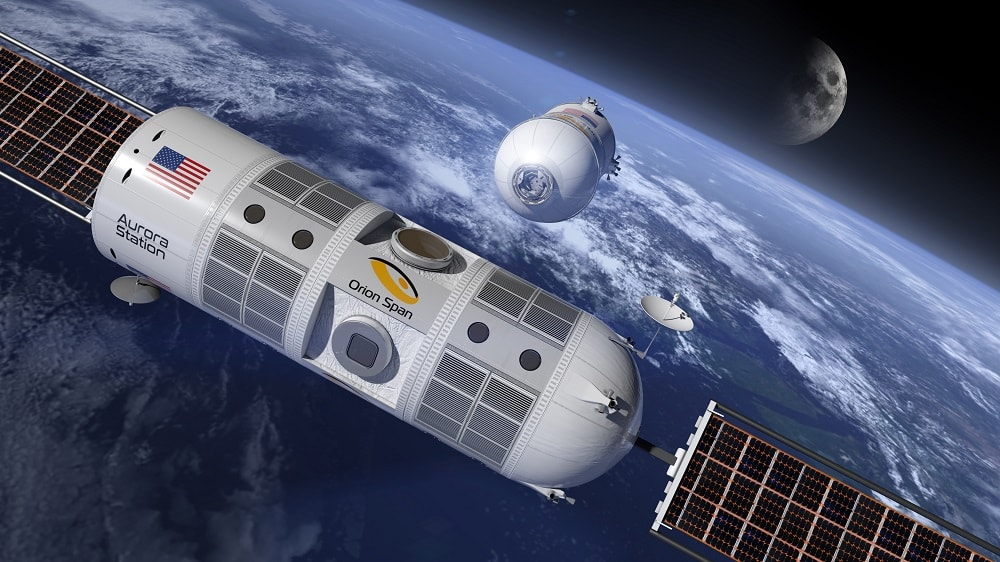 Aurora Station from Orion Span will be the first-ever space hotel in orbit