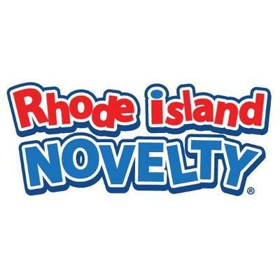 Rhode Island Novelty Logo
