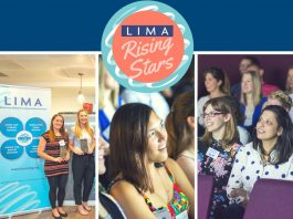 lima rising stars award 2018