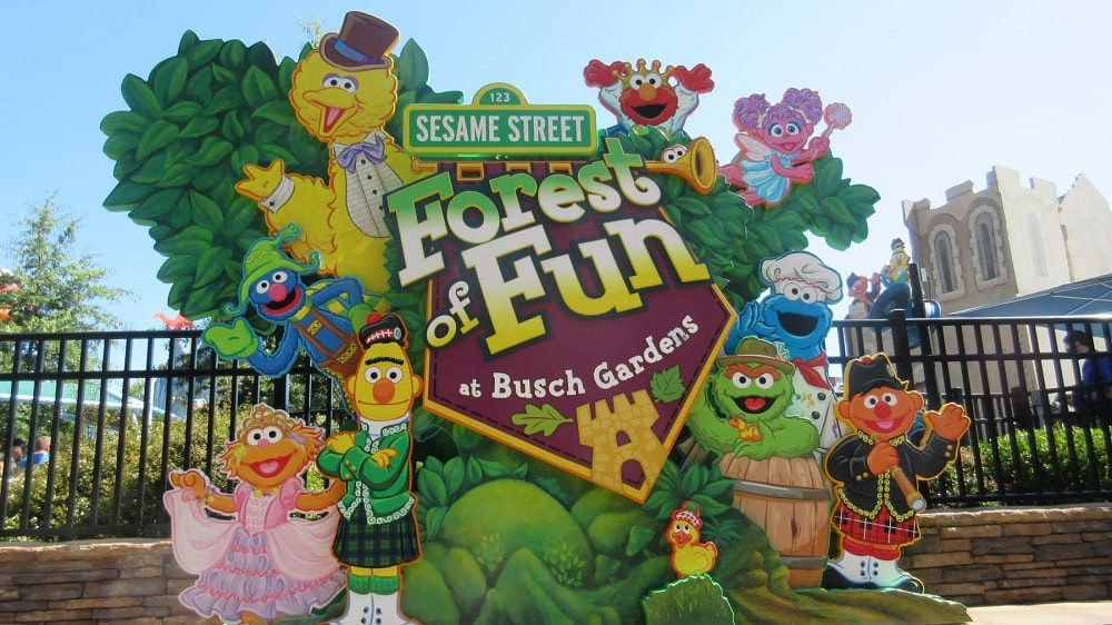 SeaWorld Entertainment Is Considering Expanding Its Sesame Street Offerings  At Busch Gardens Williamsburg Into Its Own Separate Theme Park.