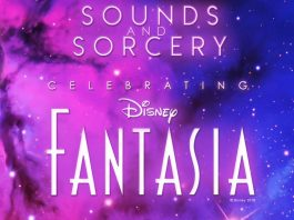 Disney Fantasia sounds and sorcery the vaults