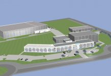 plans for new simtec headquarters