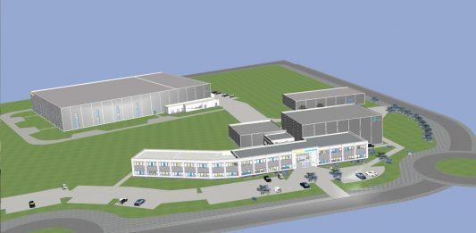 plans for new simtec headquarters