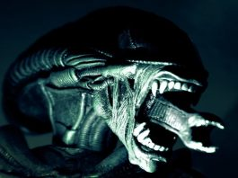 Alien: Descent vr experience from Fox and FoxNext