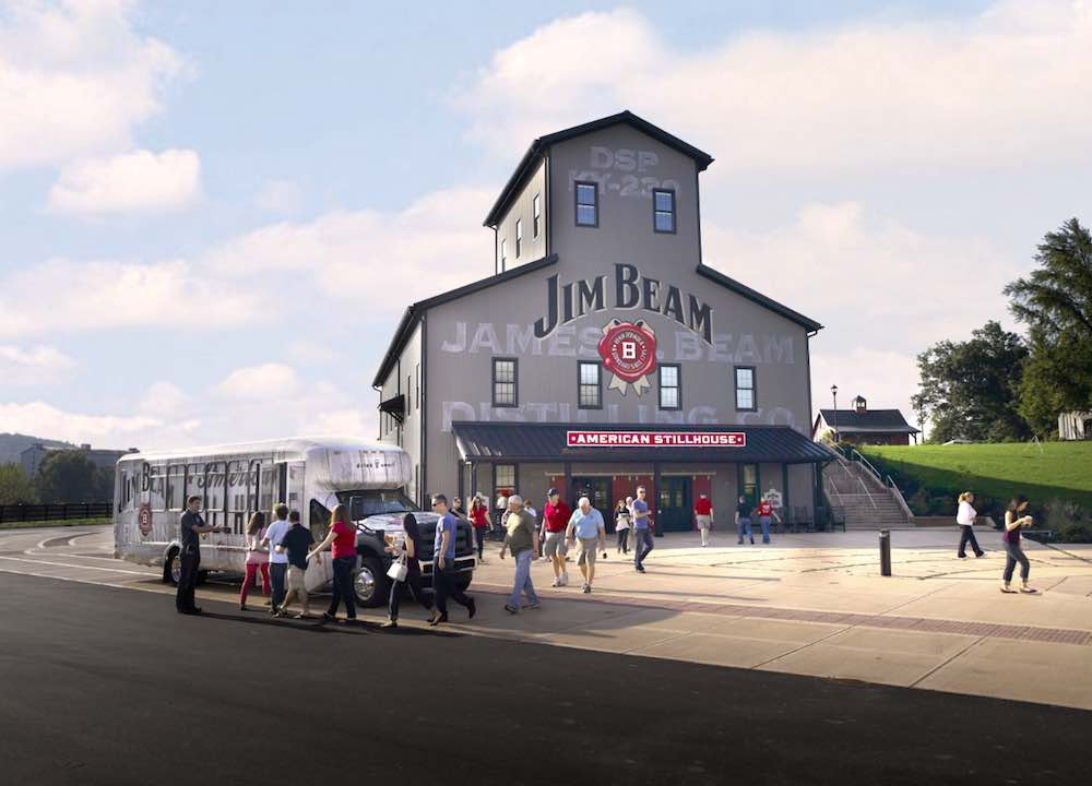 Jim Beam American Stillhouse and Distillery Tour jra