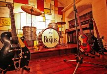 beatles story liverpool replica cavern