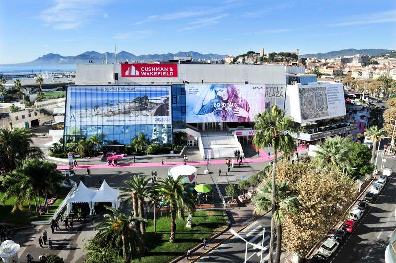 MAPIC 2017 in cannes retail entertainment