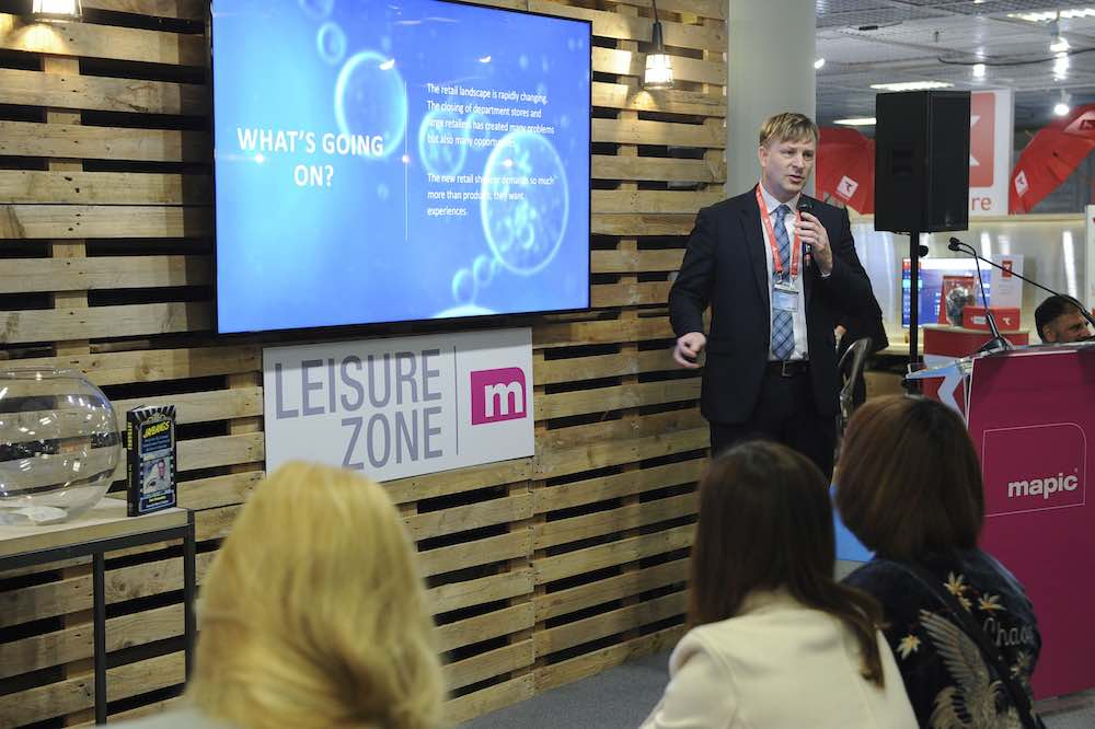 MAPIC LEISURE ZONE leisure talks