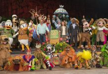 Disney's Animal Kingdom celebrates 20th anniversary