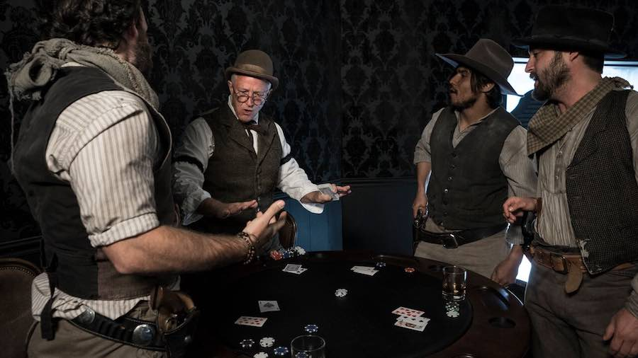 gamblers at Mariposa westworld sxsw a