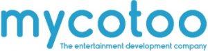 mycotoo logo blue on white
