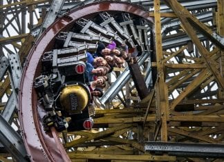 steel vengeance theme park news roller coaster