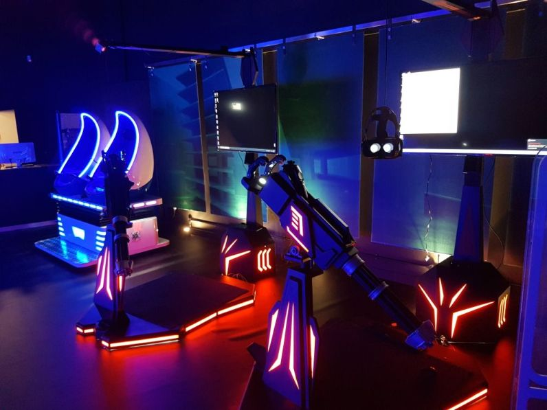 vr star cinema pods virtual reality