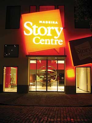 Madeira story night petersham group