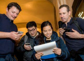 museum hack scavboss group working clues