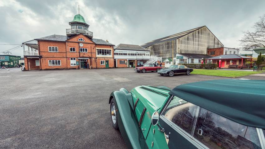Brooklands Museum, Weybridge