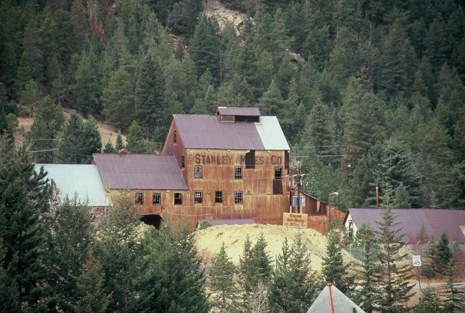 Stanley Mines Adventure Park Colorado
