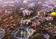 global 100 theme park hainan china