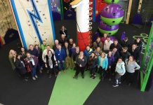 clipnclimb owners at 5th annual meeting