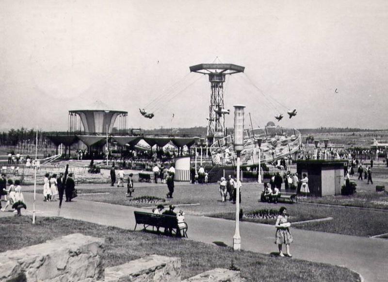 legendia vintage theme park rides
